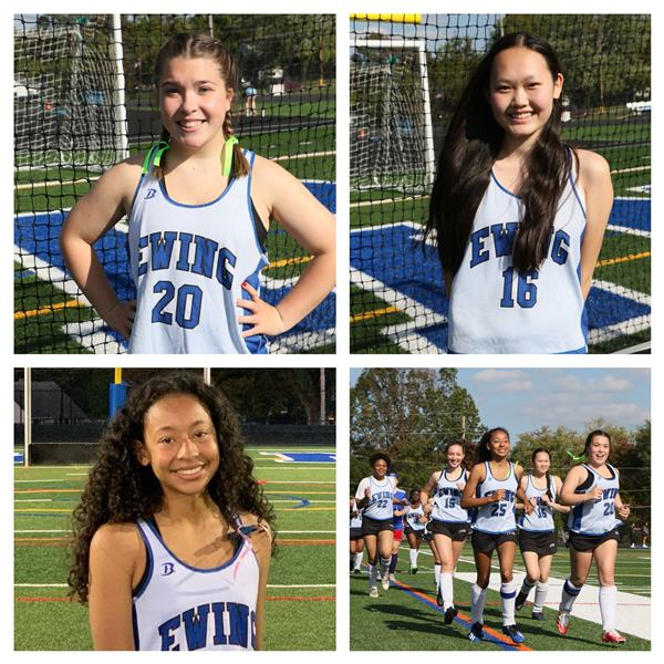SENIOR STANDOUTS LEAD EHS FIELD HOCKEY