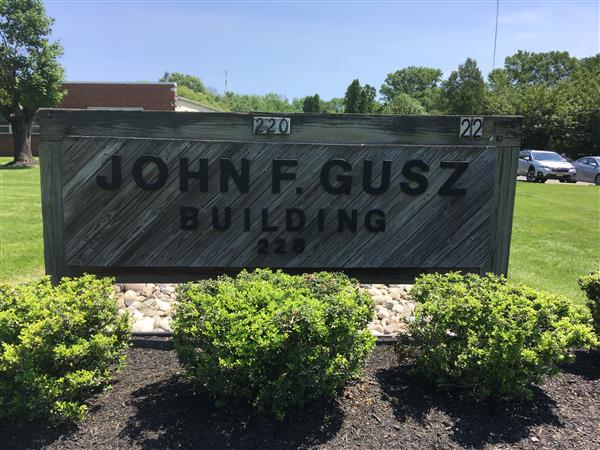 The Gusz Building :  A Story of Shared Services