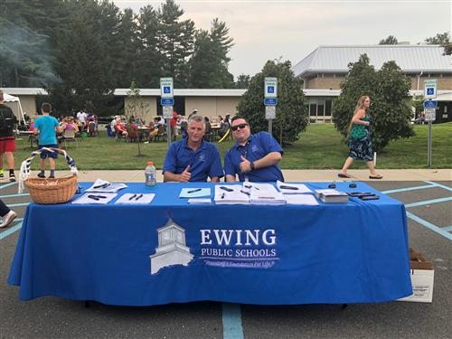 Ewing National Night Out - Tuesday, August 6, 2019!