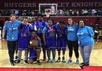 Ewing High School's Unified Basketball Team Wins State Championship