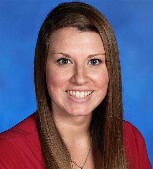 Congratulations to Ms. Chasar, Antheil's Teacher of the Year!