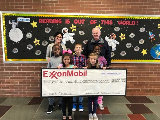 Exxon Mobile Educational Alliance Grant