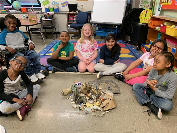 Ewing Schools Celebrate Earth Day in a BIG Way!