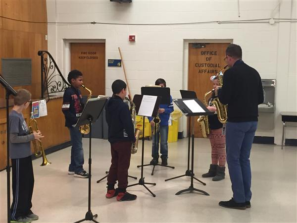 Lore Music in Our Schools Month