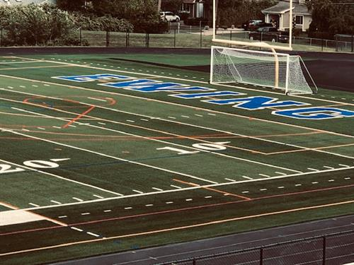 EHS Turf Field
