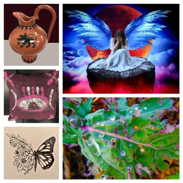 Ewing High School 2019-2020 Virtual Art Show