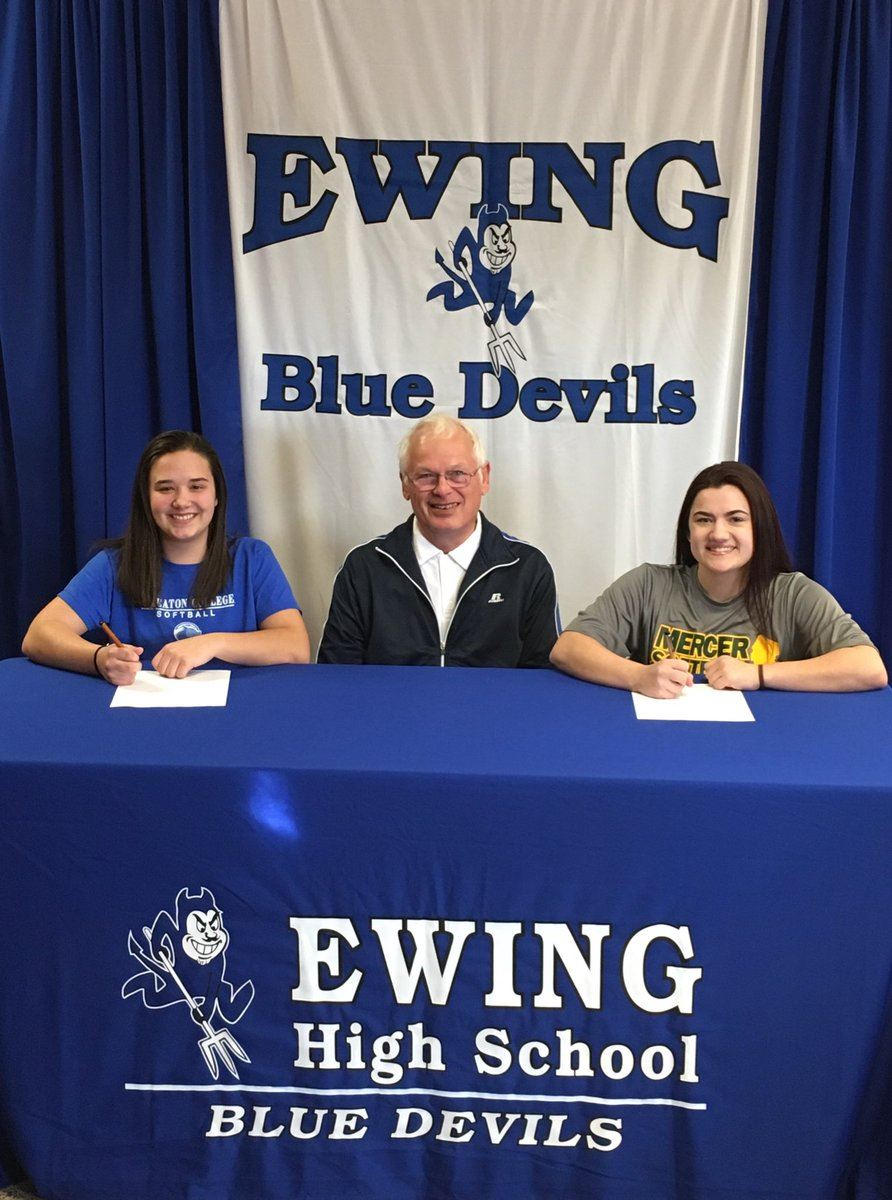 EHS Softball Standouts Commit to College